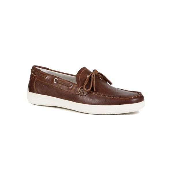 #Stonefly #Loafer Brown leather xigoros.com
