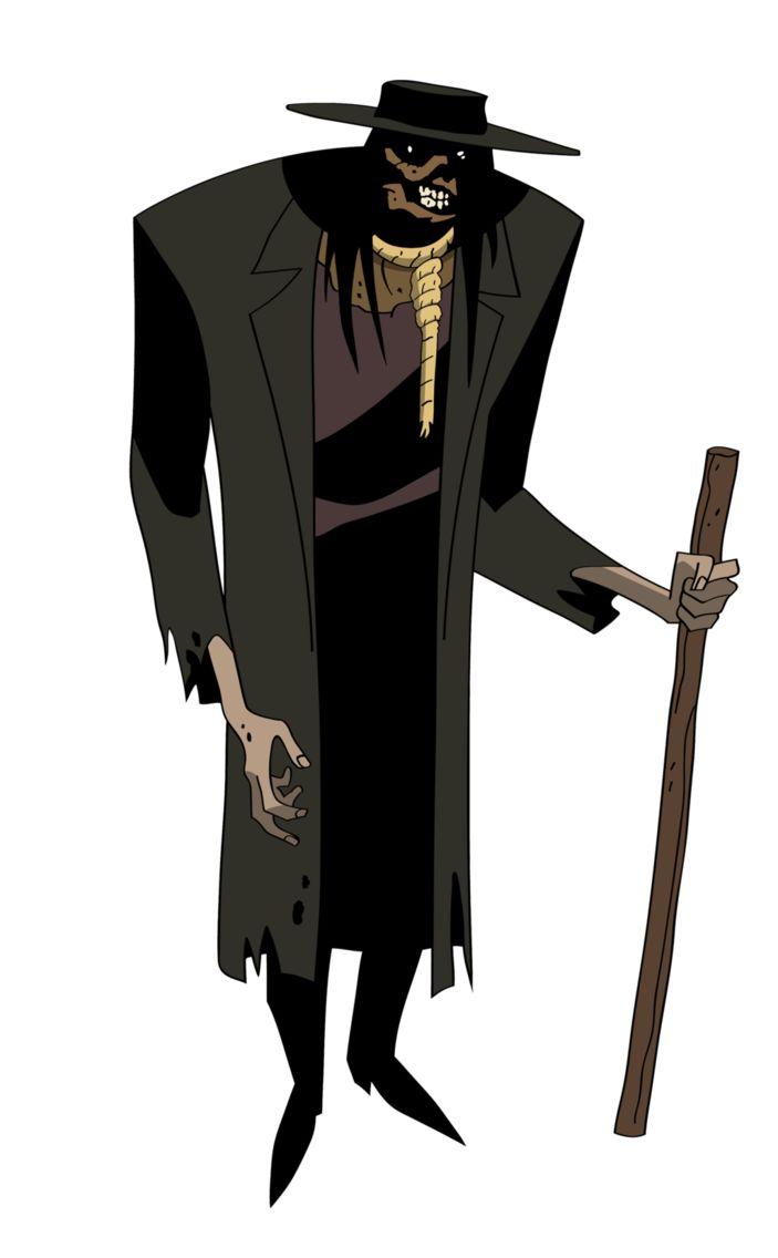 Scarecrow by DawidARTe on DeviantArt