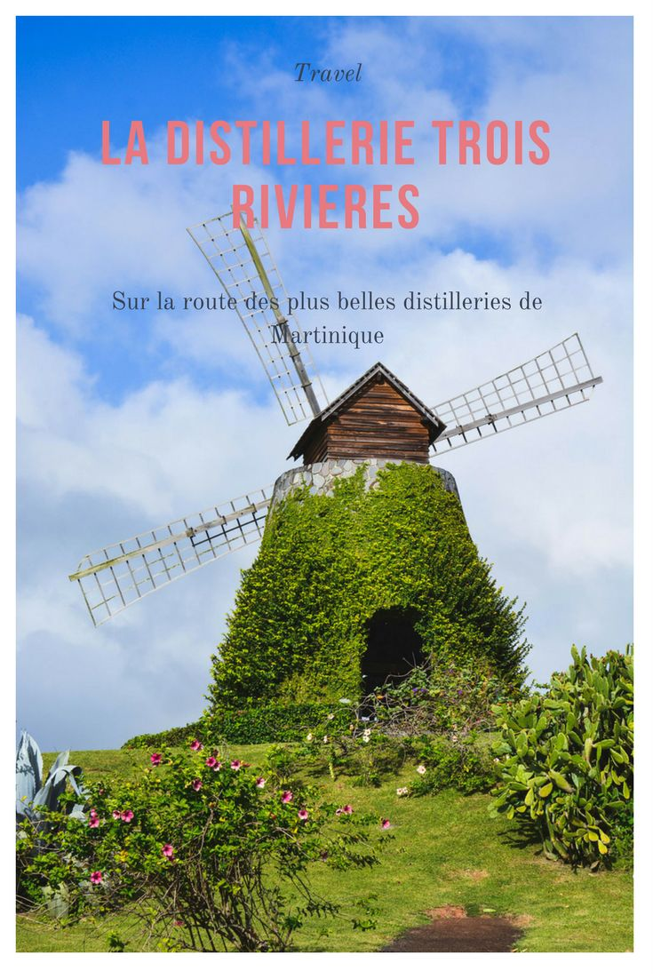 La distillerie Trois-Rivières en Martinique - récits et photos.