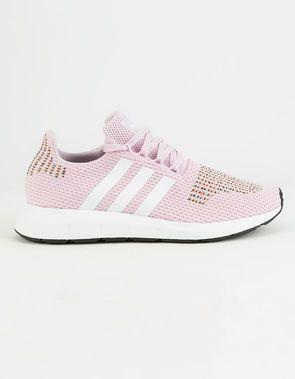 huge discount 4d887 5bcff ADIDAS Swift Run Pink Womens Shoes