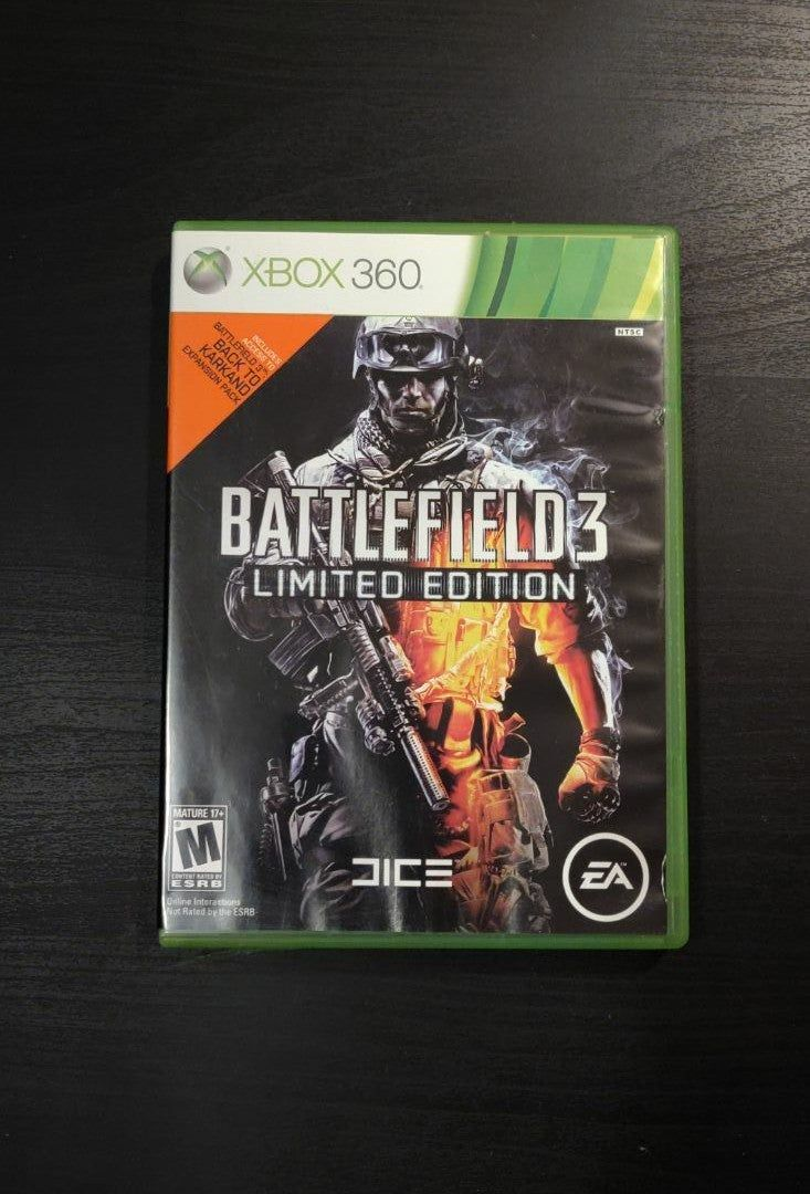 Check Out This Battlefield 3 Limited Edition Videogame It Is In