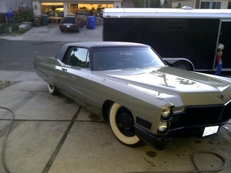 SOLD 1968 Cadillac Coupe DeVille custom for sale - Other ...