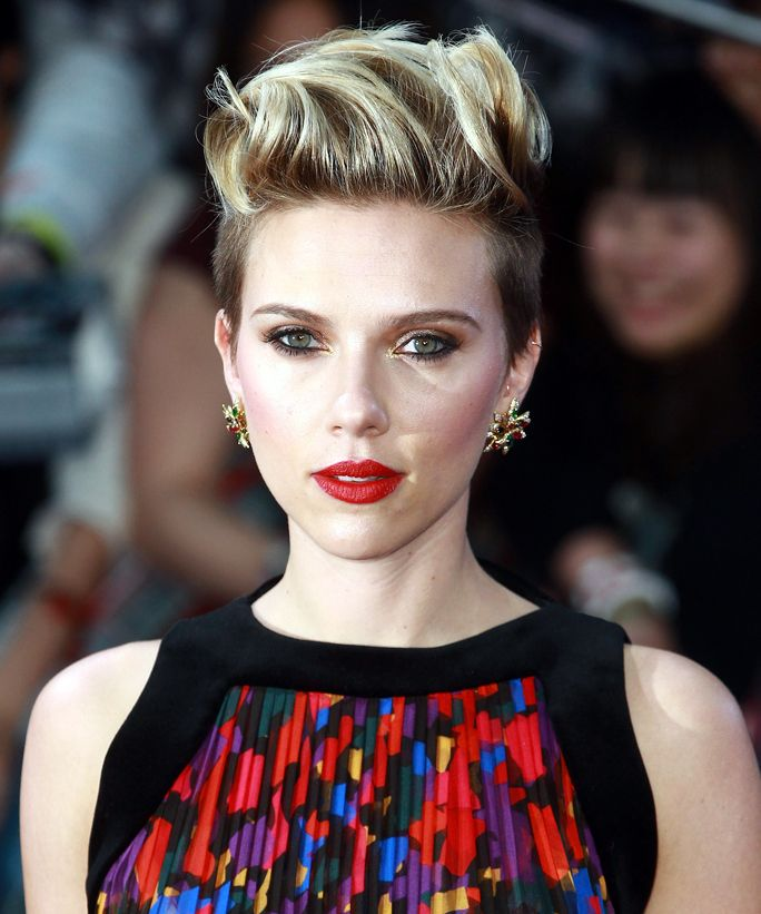 scarlett johansson cheveux rouges lutin rouge cheveux alatoire coup dil cheveux 2015 scarlett johanssons here s scarlett ohara hair photo - Coloration Auburn Rouge