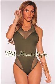 Hot Swimsuits, Micro Swimwear and Skimpy Bikinis at Hot Miami Styles