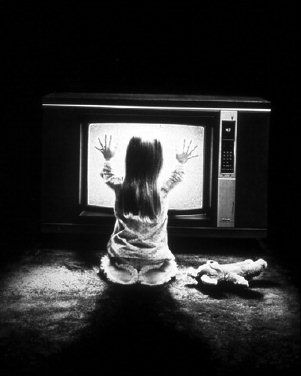 Poltergeist. I used to be so scared of this movie...still am, it think...lol