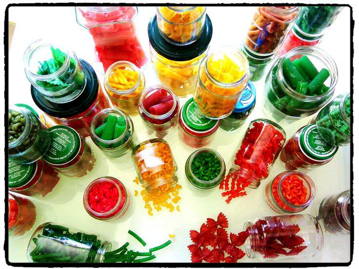 pates colorées, couleurs, teintures, bricolage enfant