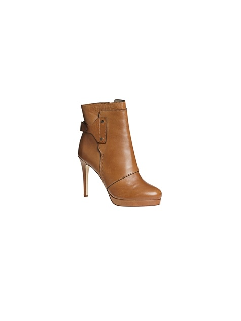 Malene Birger. The perfect caramel-colored ankle boot.