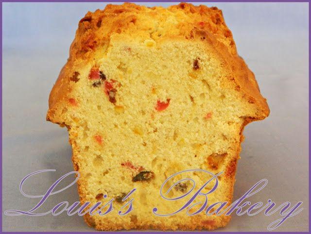 Louis's Bakery: Receta Auténtico Plum-Cake Inglés Paso a Paso.Impresionante.Recomiendo esta receta.Aclaro un par de cosas:la copa generosa de licor son 250ml. Y puse una cucharadita completa de bicarbonato.Con estas cantidades sale un plumcake enorme, se puede dividir la masa y hacer dos.