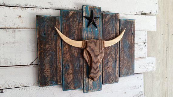 Country Western Rustic Wall Decor Wooden Wall Art Man Etsy Rustic Wall Decor Western Decor Diy Man Cave Wall Art