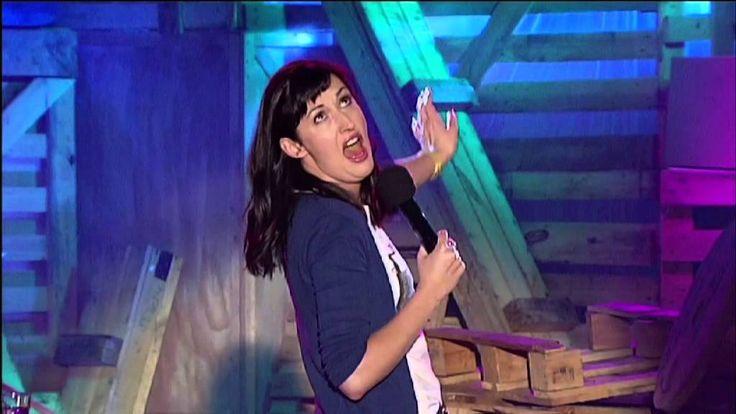 Warehouse Comedy 2012: Celia Pacquola