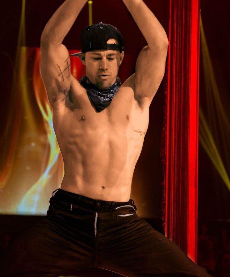 Why Channing Tatum is easily the sexiest dancer ever