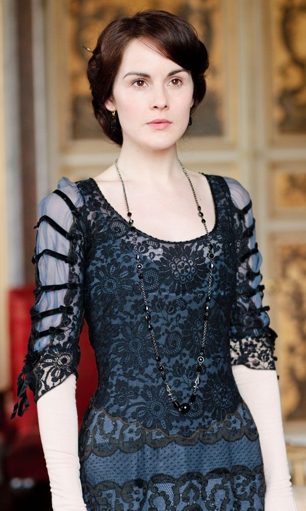 Lady Mary Crawley - Downton Abbey's Best Fashion Moments