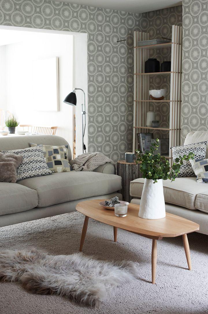 EL ENCANTO DE LA MADERA...   Decorar tu casa es facilisimo.com