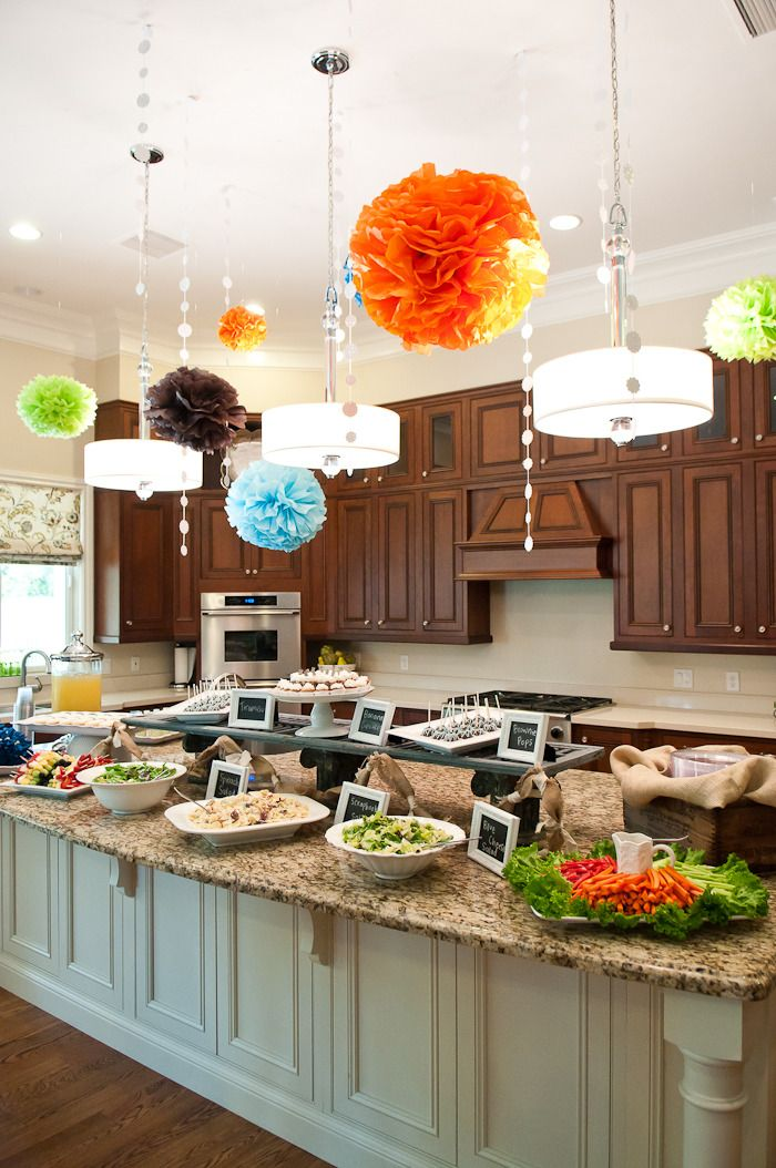 Home Party Decorations Home Decorating Ideas Kitchen Designs