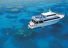 Pro Dive #Cairns is renowned as one of Australia's premier dive operators with custom-built liveaboard dive vessels! #QuicksilverGroup #Australia #Queensland #Excursion #Diving #Travel #ProDive #Dive #Boat #Vessel