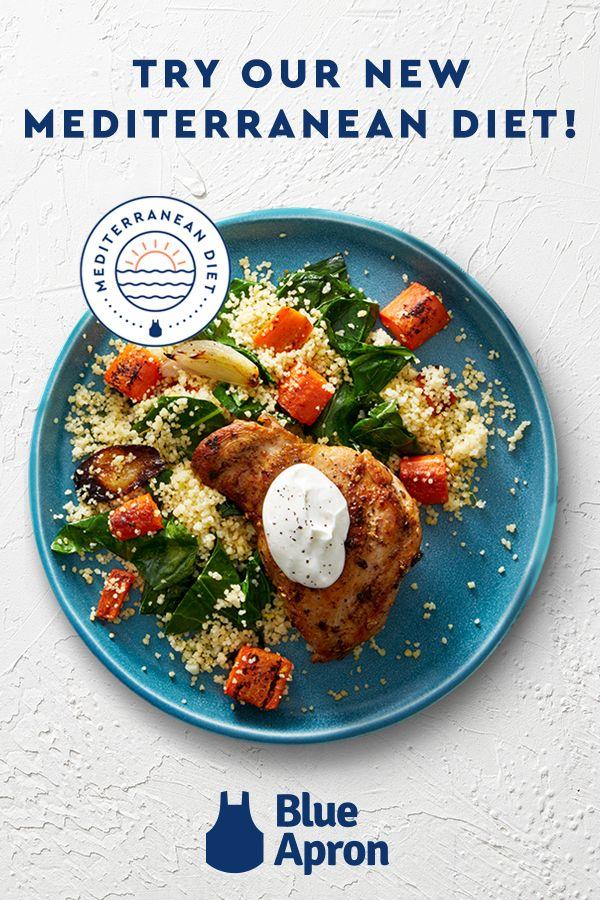 meal kits with mediterranean diet