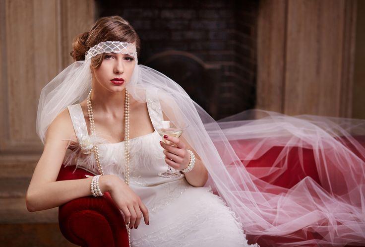 Alisa wedding dress Daisy