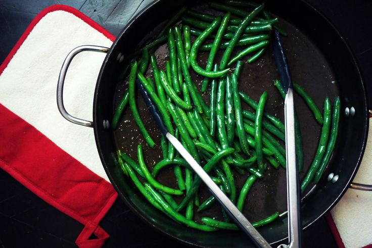 Seven-minute green beans: A super fast veggie side dish for your busiest nights.