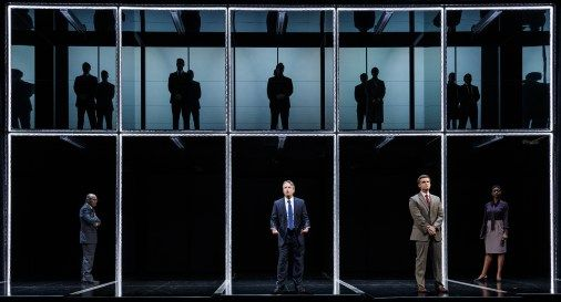 "Junk by Ayad Akhtar Steven Pasquale, JUNK is the story of Merkin's assault on American capitalism's holy of holies, the ""deal of the decade"