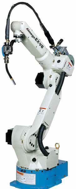 #Welding #robot.  #Industrial machines and equipment on #DirectIndustry