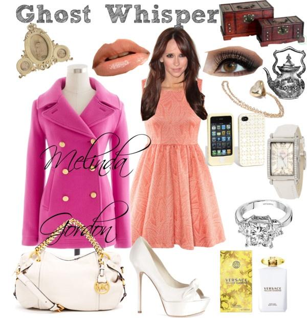 """Melinda Gordon: Ghost Whisper"" by mama-andrea-2012 on Polyvore"