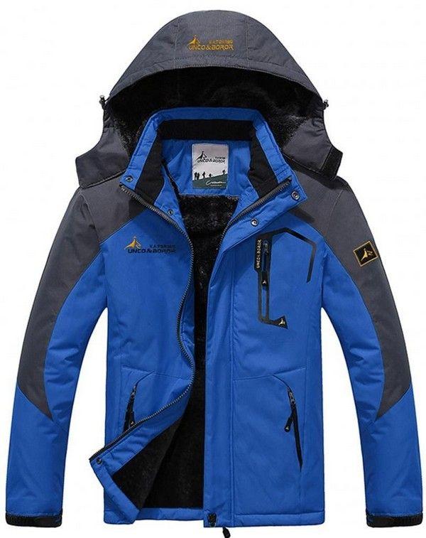 wantdo mens ski jacket