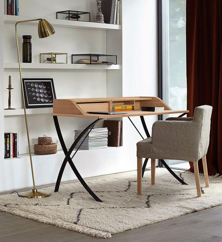 best 25 bureau ampm ideas on pinterest bureau la redoute ampm fr and meuble ampm. Black Bedroom Furniture Sets. Home Design Ideas