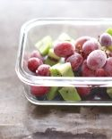 50 Best Snacks to Take to Work: Frozen Grapes, Vegetable Snack, Idea, Fruit, Recipe, Healthy Snacks, Kiwi, Food