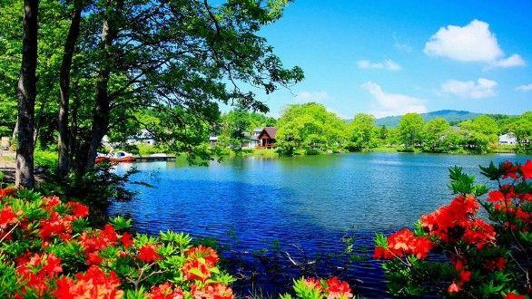 15 Ways To Enter Jannah Paradise In Islam Beautiful Scenery Wallpaper Scenery Wallpaper Beautiful Nature Wallpaper