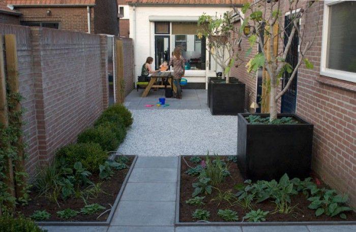 Kleine tuin inspiratie google zoeken small garden pinterest best small gardens and - Lay outs deco tuin ...