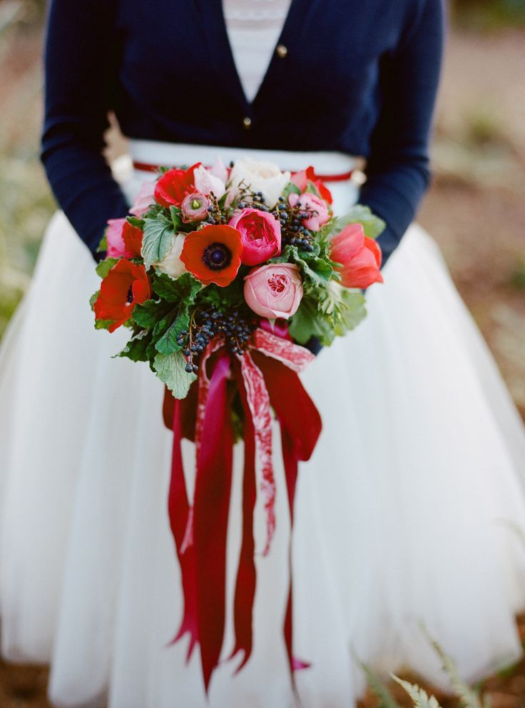 wedding notes bouquet styles