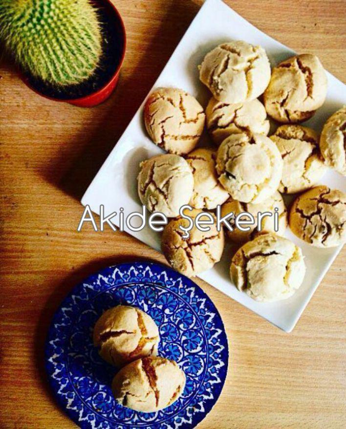 Turna yemişli kurabiye