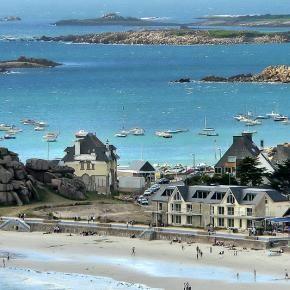 Trebeurden, Brittany - France By: starboardside