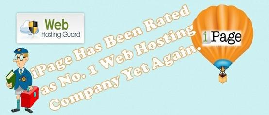Ipage Web Hosting Ranks No 1 Yet Again Among Top 10 Web Hosting Companies Reported WebHostingGuard.