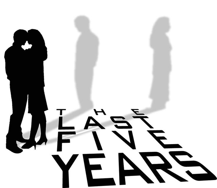 The Last Five Years (Jason Robert Brown's Drama Desk award-winner) is a musical journey into a ...