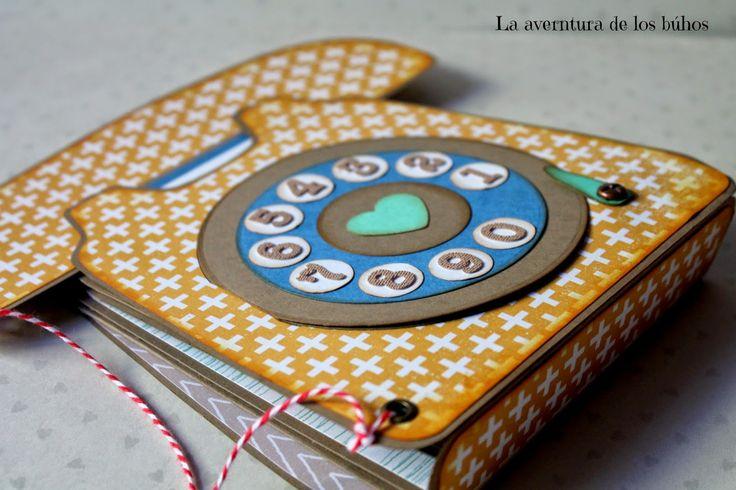 La aventura de los buhos: Telephone mini album