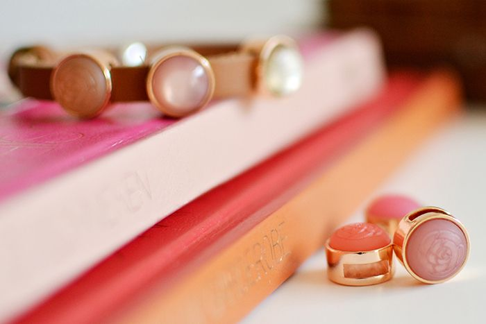Prachtige foto van een Cuoio armband door Rowan