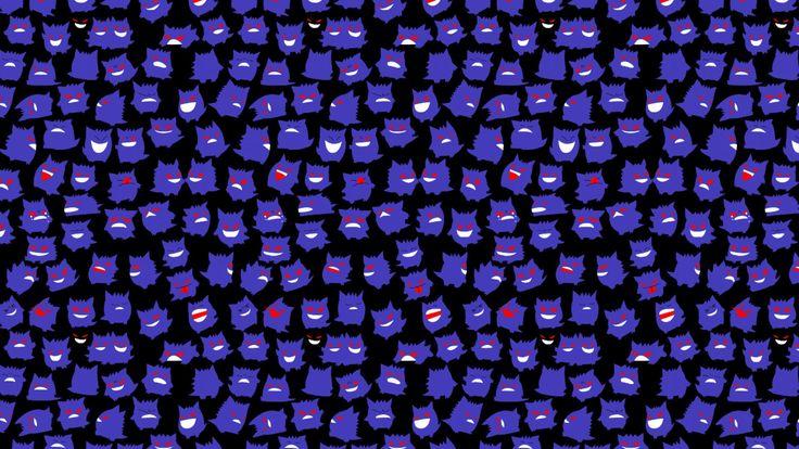 Gengar Wallpaper Desktop Background Sdeerwallpaper