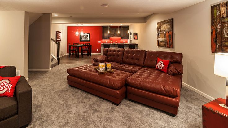 Luxury Lowcountry Basement Systems