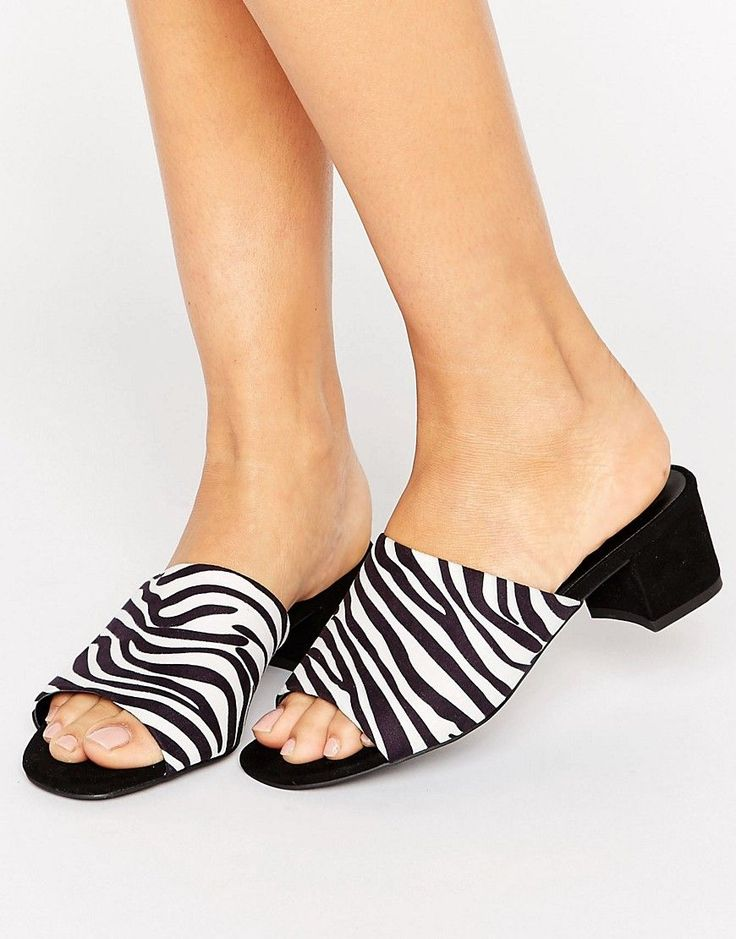 Get this New Look's heeled sandals now! Click for more details. Worldwide shipping. New Look Suedette Zebra Heeled Mule - Black: Heels by New Look, Faux-suede upper, Printed textile strap, Slip-on style, Open toe, Block mid heel, Do not wash, 100% Textile Upper. Transforming the coolest looks straight from the catwalk into wardrobe staples, New Look joins the ASOS round up of great British high street brands. Get it or regret it with its weekly drops of essential coats, statement partywear…