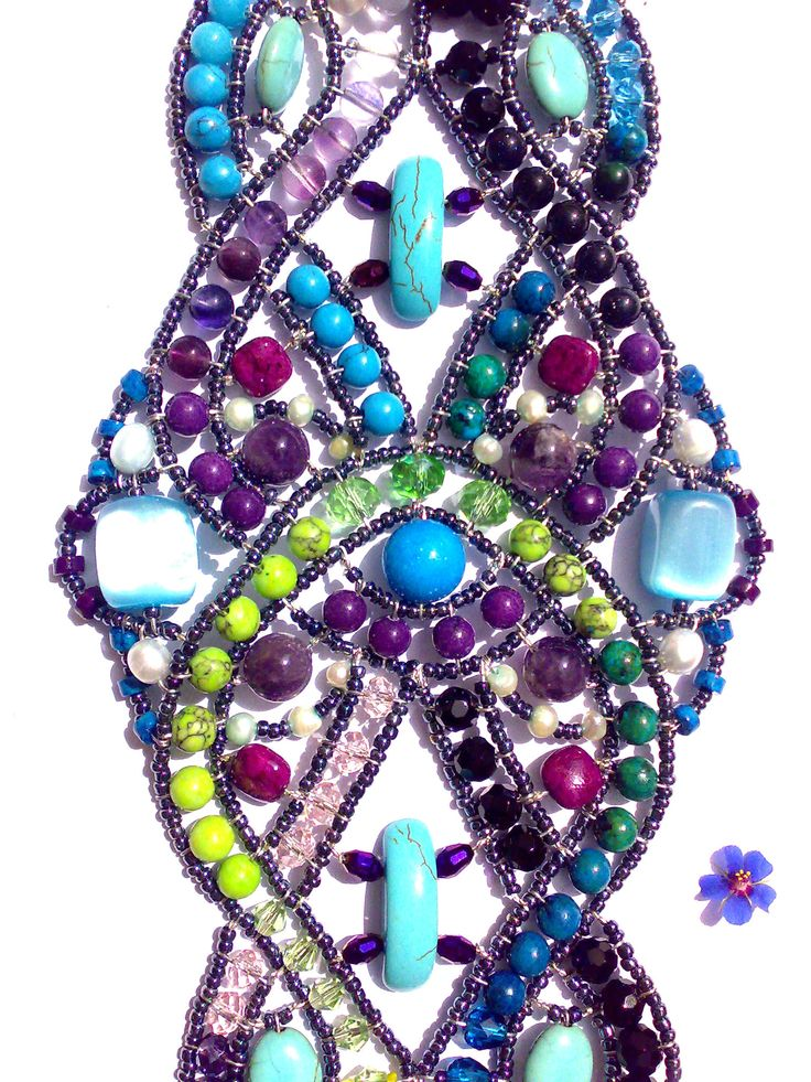 """""""Anemone - Reef"""" bracelet from Musesa Collection. http://www.musesa.com/"""