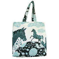Horses Bag, 40 x 41 cm