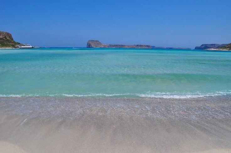 Boat trip to Gramvousa (Gramvoussa) & Balos beach lagoon from Kissamos port. From April to October, daily cruises