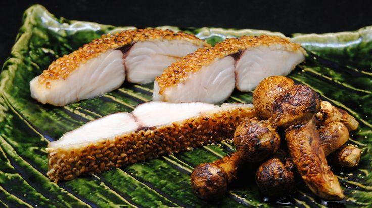 日本料理 龍吟 鰆の西京焼2011