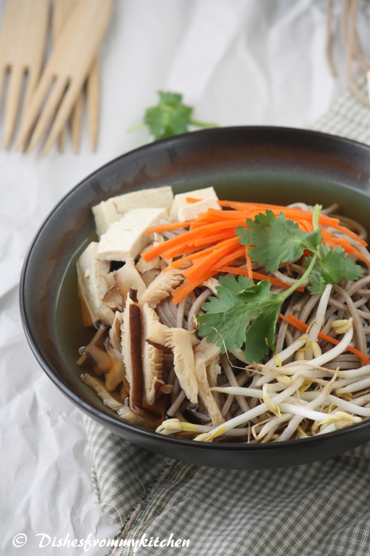 yummly 15 minute soba noodle soup 15 minute soba noodle soup recipes ...