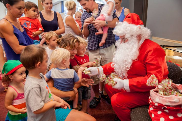 Guess who's coming to Artspace on December  5? Join local artists and performers for very special Christmas themed creative art activities designed for toddlers and their adults. BMA Kidspace, Artspace Mackay's ever popular toddler's program, gives children under five a chance to explore and have fun with art in a climate of co-operative learning. The program includes free artist-run workshops from 10am to 2pm and live musical entertainment for kids from 12pm to 1pm.