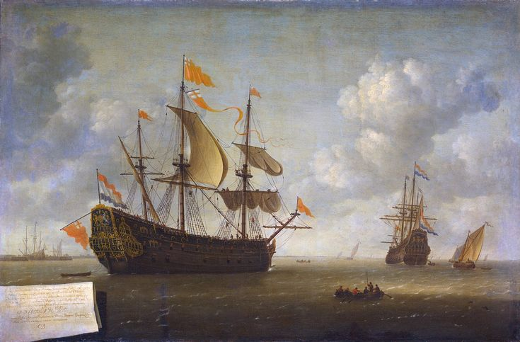 Royal Charles (the Duke's ship) off Chatham, captured by the Dutch after the Raid on the Medway,June 1667. Description from pinterest.com. I searched for this on bing.com/images