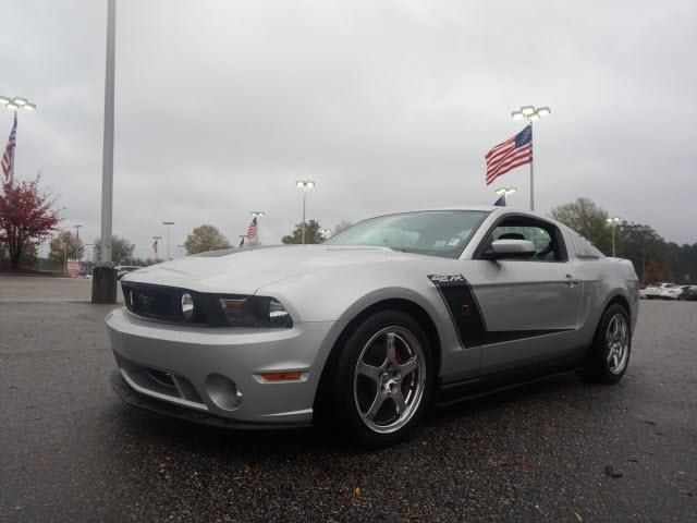 2010 FORD MUSTANG for sale at Leith Autopark