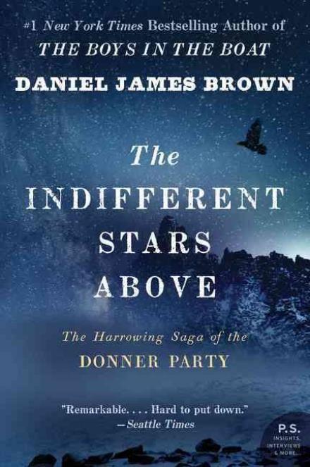 Læs om The Indifferent Stars Above - The Harrowing Saga of a Donner Party Bride. Udgivet af Avon A                                       . Bogens ISBN er 9780061348112, køb den her