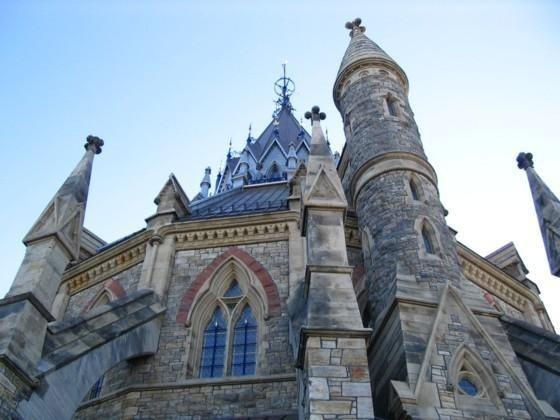 The Parliamentary Library - Ottawa  #GILOVEONTARIO